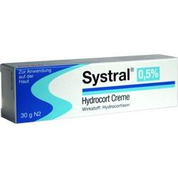 SYSTRAL HYDROCORT 0.5% CRE